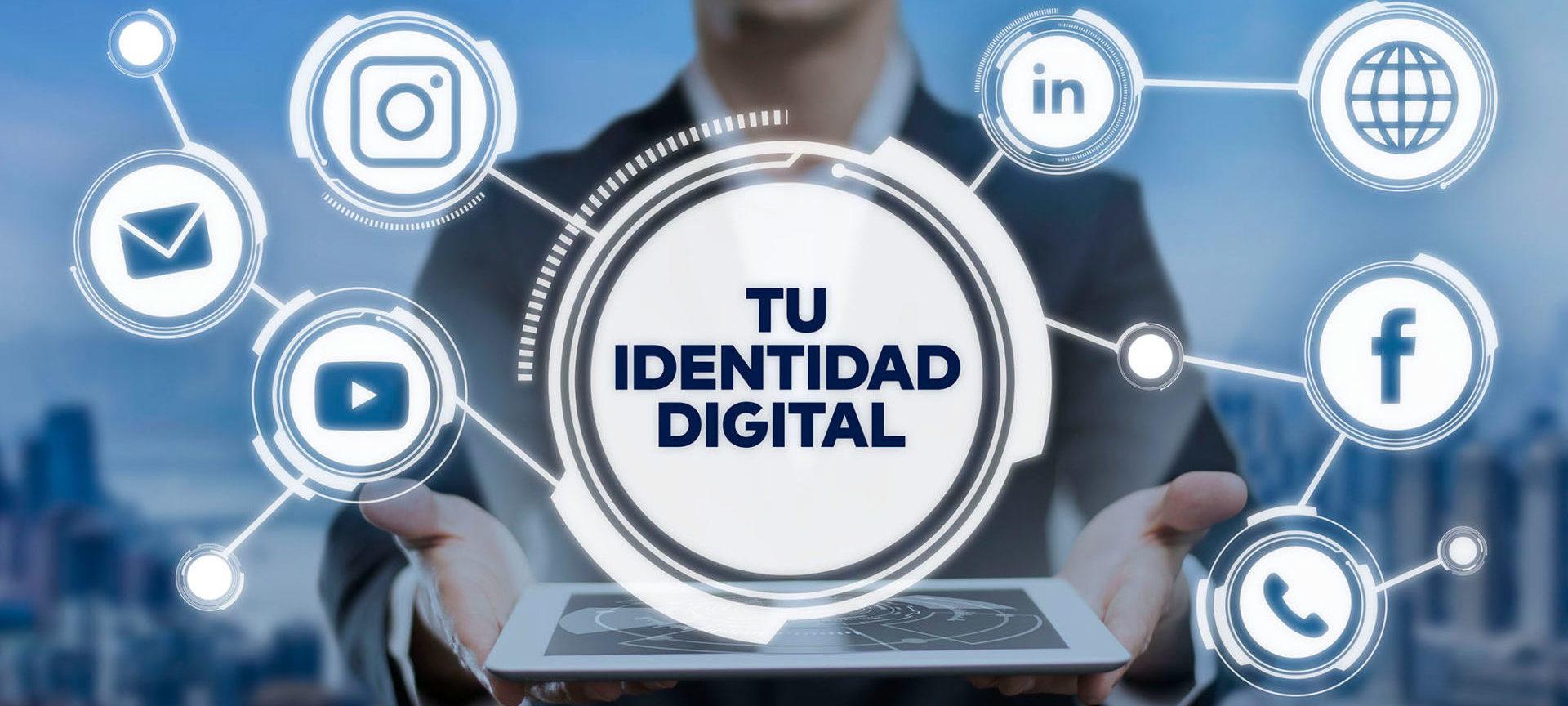 Tarjeta de presentación digital