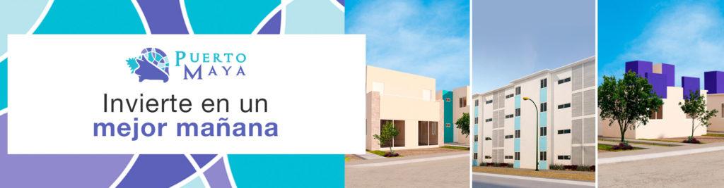 Casas y departamentos en Riviera Maya - Puerto Maya